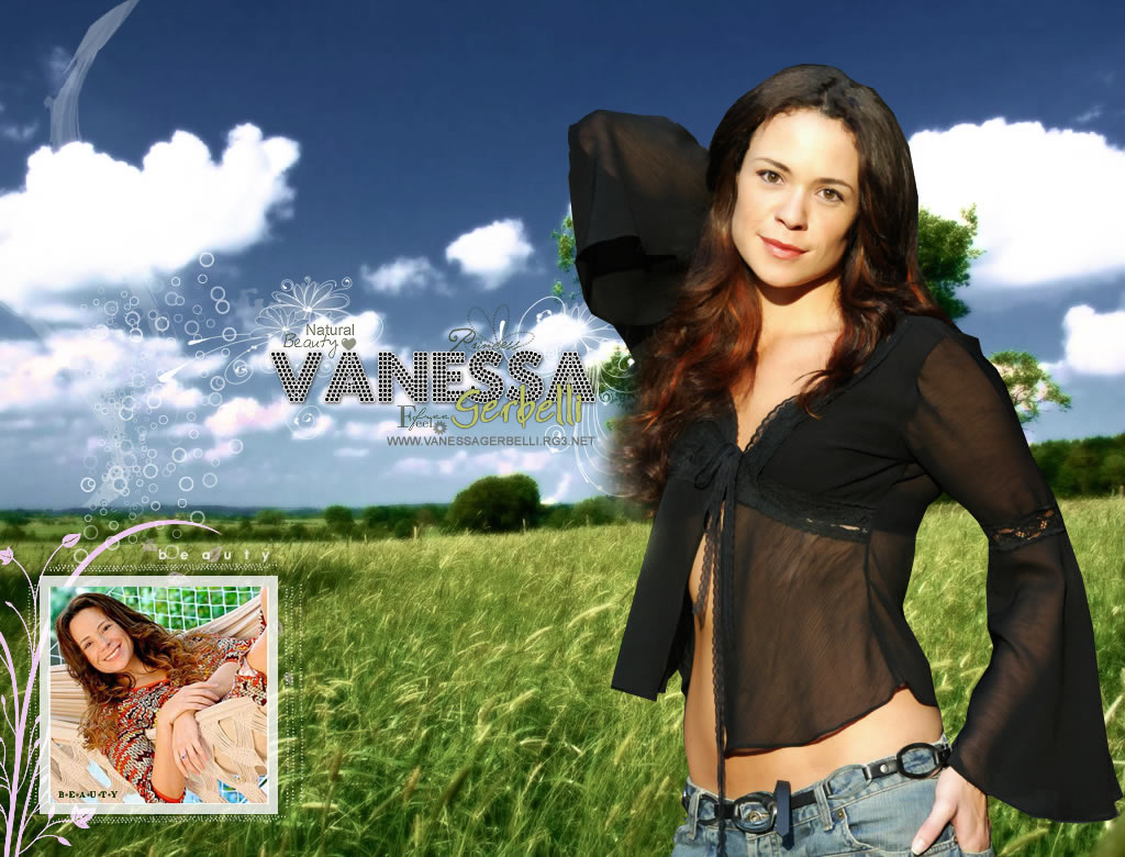 Vanessa Gerbelli - Fan Site